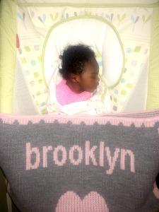 Brooklyn Blanket